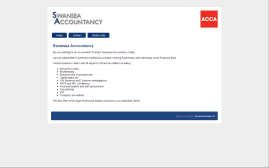 Preview image of Swansea Accountancy